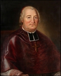 Bishop Denaut (1743-1806), Original held at the Archives de l'Archdiocèse de Québec